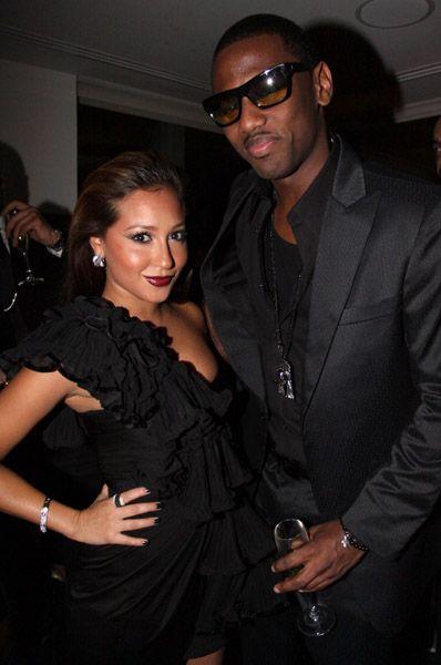 jr ramirez and adrienne bailon dating fabolous
