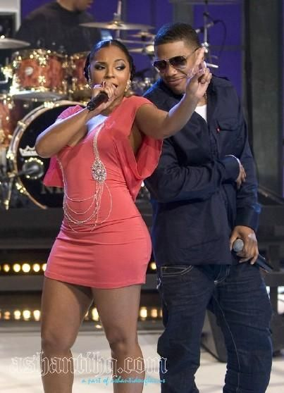 Ashanti dating nelly