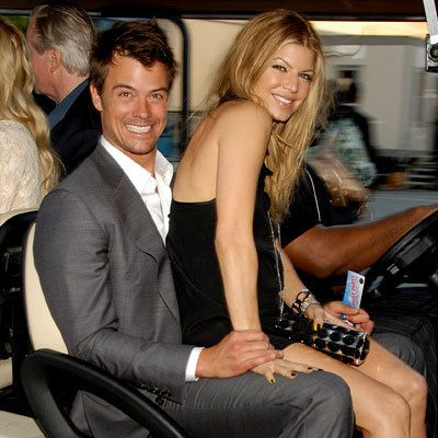 josh duhamel and fergie how did they meet