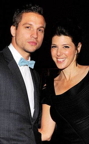 So Who is current Marisa Tomei boyfriend?