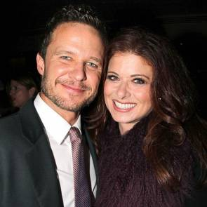 Debra Messing boyfriend